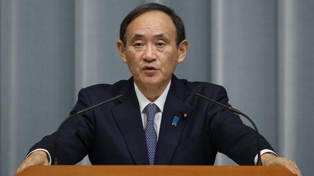 Japonya/Suga: Abe ekonomik teşvik paketi için talimat verdi