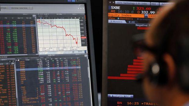 Avrupa borsaları Fransa saldırısıyla düşüşte