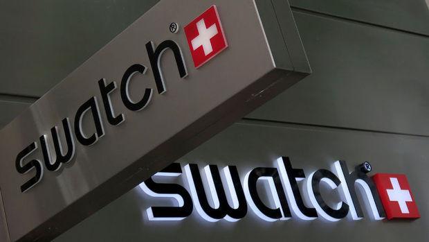 Swatch hisseleri ilk çeyrek karıyla yüzde 14 düştü