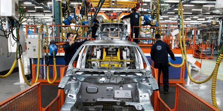 Otomotiv üretimi ilk yarıda yüzde 9 arttı