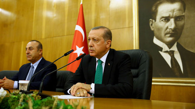 Cumhurbaşkanı Erdoğan: Milleti meydanlara davet ediyorum