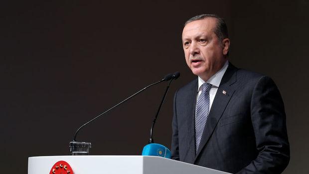 Erdoğan: Bu bir ihanet hareketidir
