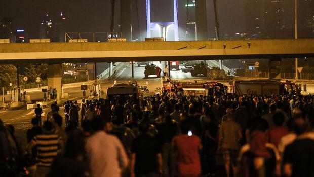 Boğaziçi Köprüsü'nde ateş açıldı: 1 kişi öldü