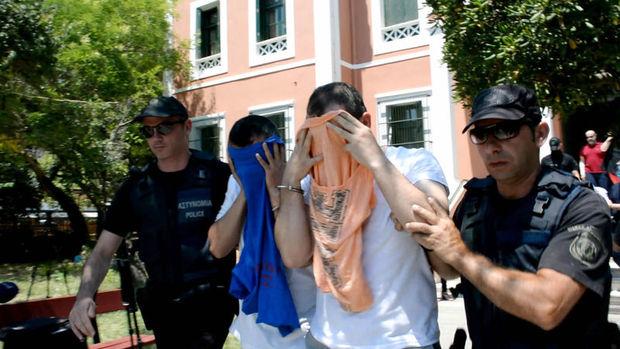 Yunanistan'a kaçan 8 darbecinin duruşması ertelendi