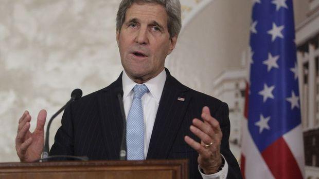 Kerry: Deliller standartlara uyarsa Gülen'in iadesi anlaşmasına uyacağız