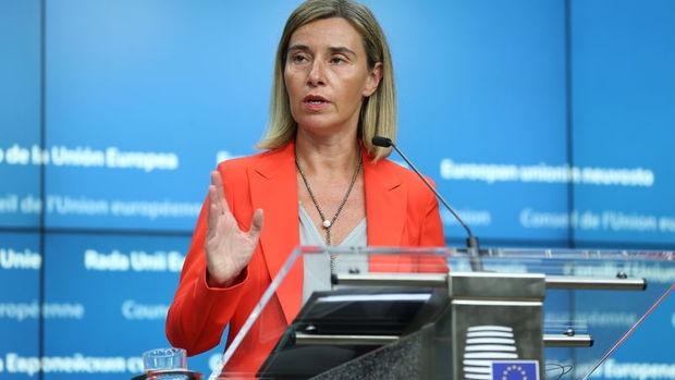 AB/Mogherini:İdam cezası uygulayan hiçbir ülke AB üyesi olamaz