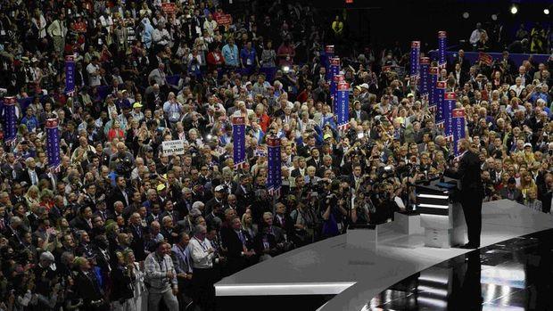 ABD'de Cumhuriyetçi Parti kongresi başladı