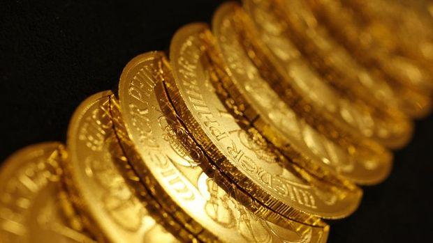Altının gramı rekor seviyeden döndü