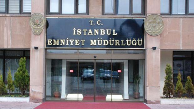 İstanbul'da 479 emniyet görevlisi görevinden uzaklaştırıldı