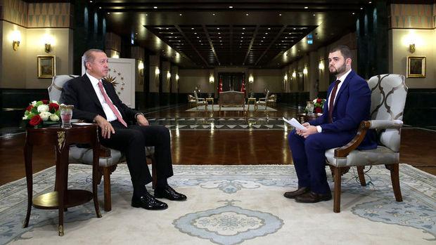 Erdoğan: Demokratik parlamenter sistemden uzaklaşmayacağız