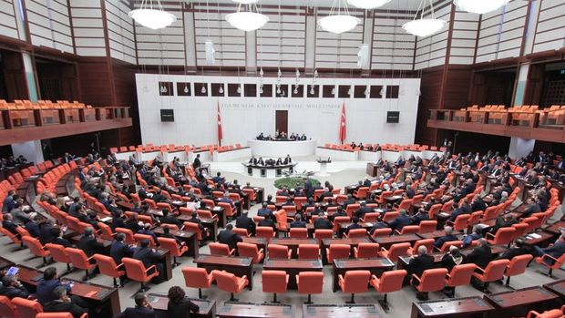 OHAL tezkeresi Meclis başkanlığına sunuldu