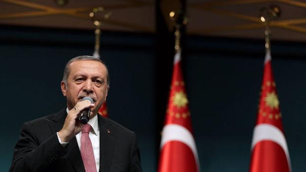 Erdoğan: 15 Temmuz'u