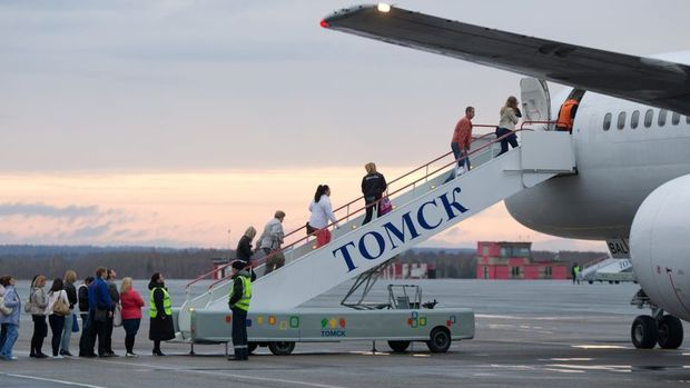 Rusya Türkiye uçuşlarına yönelik kısıtlamaları kaldırdı