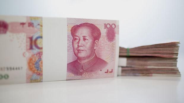 """Yuan """"Fed"""" sonrası 3 haftanın zirvesine tırmandı"""