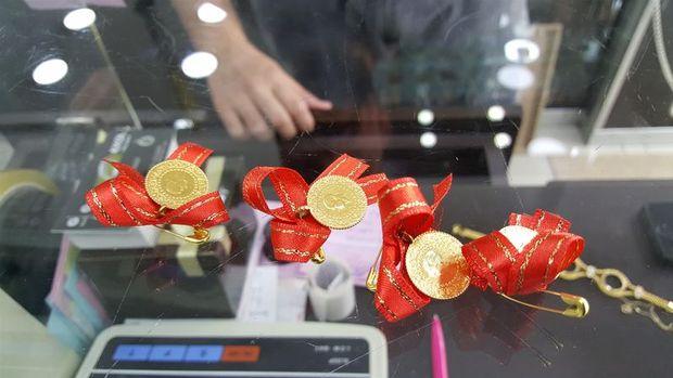 Altının gramı 130 lira seviyesinde dengelendi