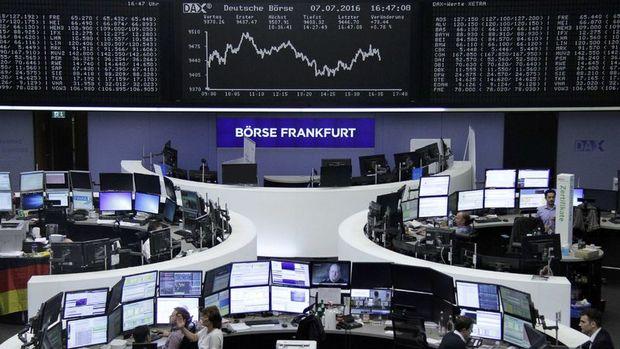 Avrupa borsaları şirket karlarıyla düşüyor