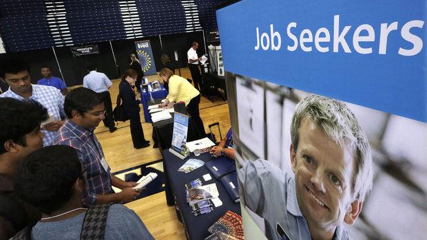 ABD'de işsizlik maaşı başvuruları 3 ayın dibinden yükseldi