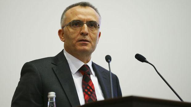 Ağbal: Türkiye Fonu finansal piyasalara istikrar kazandırabilir