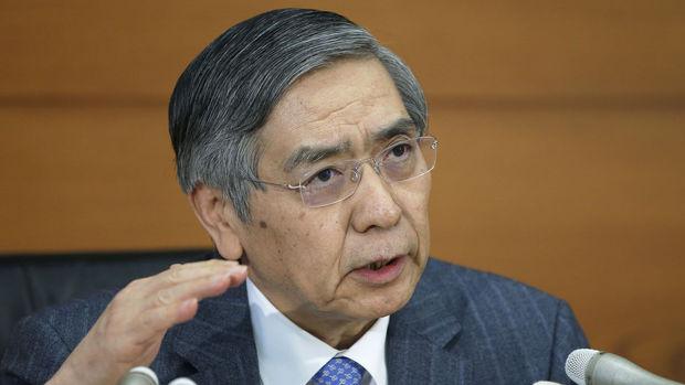 BOJ/Kuroda: Parasal genişleme enflasyon hedefine kadar sürecek