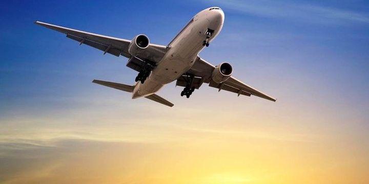 """Yabancı ziyaretçi """"havayolunu"""" tercih etti"""