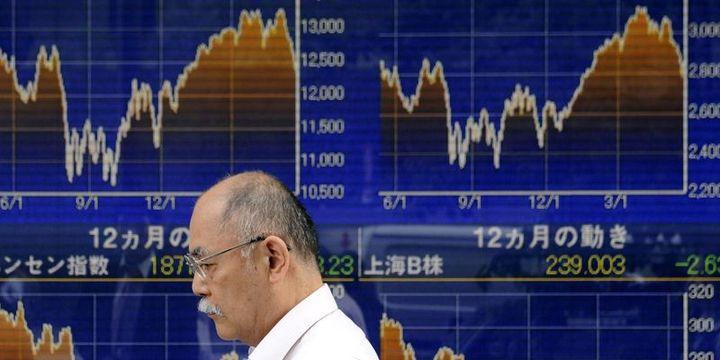 Asya hisse senetleri güçlü yen ile geriledi