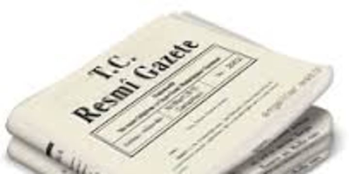 522 hakim ve savcının atama kararı Resmi Gazete