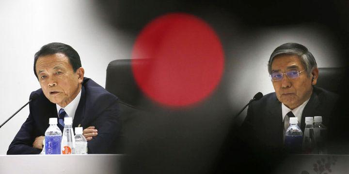 BOJ Başkanı Kuroda bugün Maliye Bakanı Aso ile görüşecek