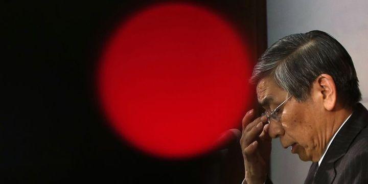 BOJ/Kuroda: Gözden geçirmenin ardından BOJ politikasını daraltmaz