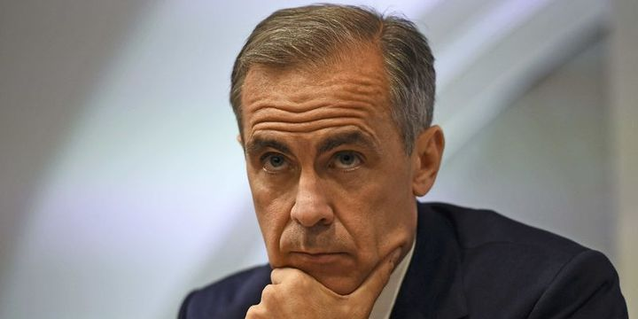BOE/Carney: Enflasyon yüzde 2 hedefine getirilmeli