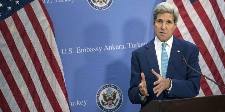 ABD Dışişleri Bakanı John Kerry Ağustos sonunda Türkiye