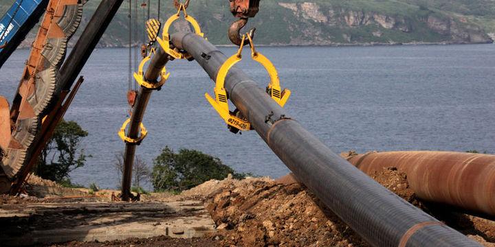 Rusya/Grivach: Türk Akımı'nda Rusya Türkiye'yle altyapı inşaatını yapabilir