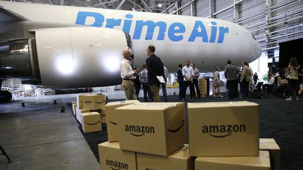 Amazon hızlı kargo için 40 uçak kiraladı