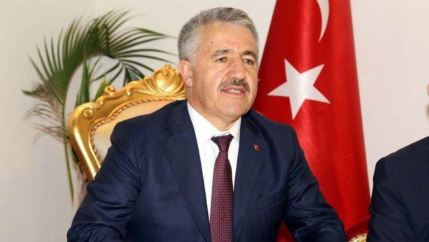 Arslan: 2018'in 2. yarısında Ankara-Sivas YHT'yi Ankara-İstanbul YHT'ye bağlamış olacağız