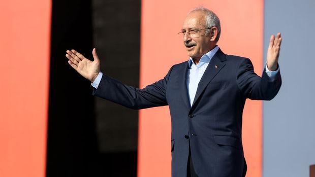 Kemal Kılıçdaroğlu Yenikapı'da halka seslendi