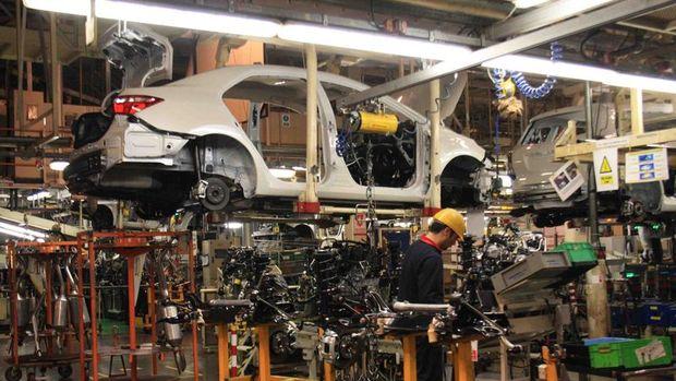 Sanayi üretimi Haziran'da beklentinin altında kaldı