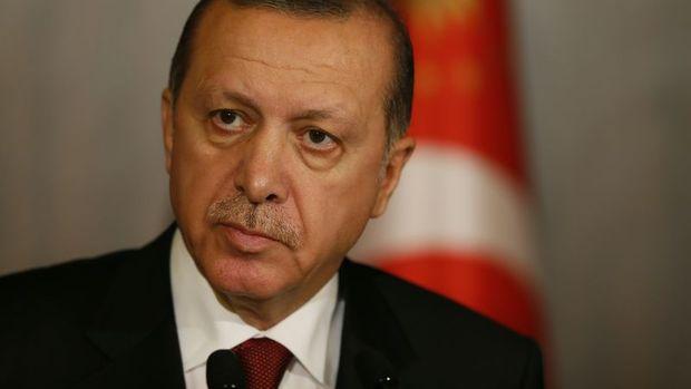 Erdoğan: Türk Akımı projesi için adım atmaya hazırız