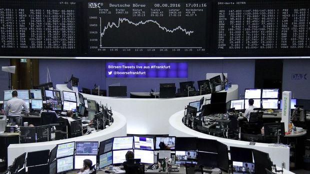 Avrupa hisseleri üç günlük ralli sonrası hafif değişti