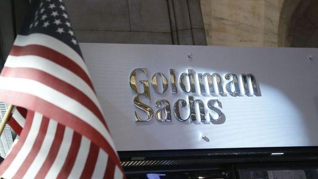 Goldman Sachs'tan dolar için
