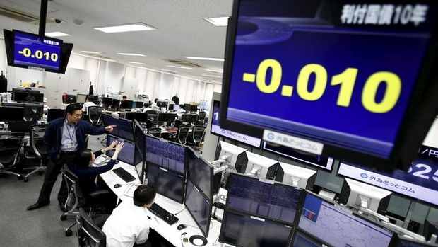 """Japonya ve Avrupa'daki yatırımcılar """"ABD tahvili illüzyonu""""ndan uyandı"""