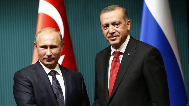 Erdoğan: Suriye barış sürecinde Rusya en önemli oyuncu