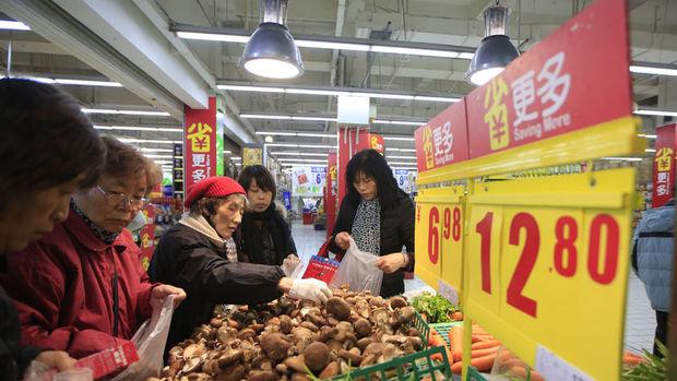 Çin'de üretici fiyatlarındaki düşüş yavaşladı
