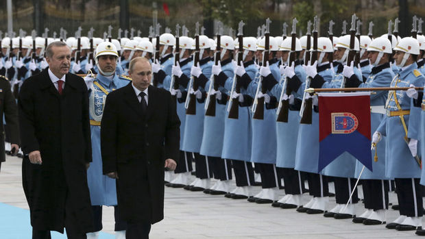 Turizmcilerin gözü Erdoğan-Putin görüşmesinde