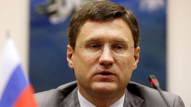 Rusya Enerji Bakanı: