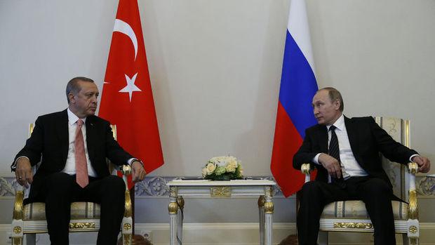 Erdoğan: FETÖ'nün Türk-Rus ilişkilerine kastettiği anlaşılıyor