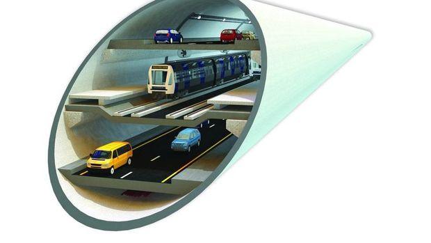 3 Katlı Büyük İstanbul Tüneli Projesi'nde mali teklifler verildi