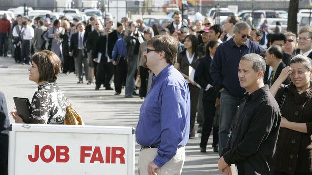 ABD'de işsizlik maaşı başvuruları beklentinin hafif üzerinde