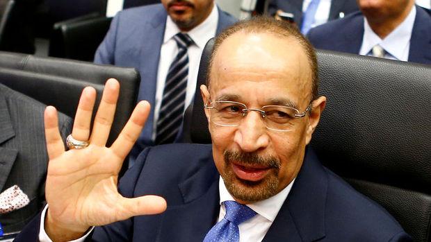 Suudi bakan: Cezayir'de petrol piyasalarının dengelenmesi konuşulabilir