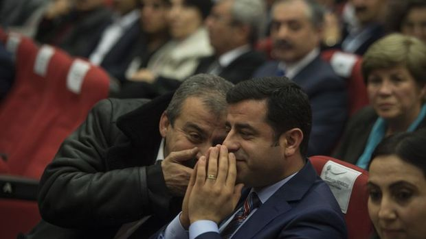 HDP'li Demirtaş ve Önder için 5 yıl hapis istemi