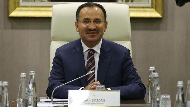 Bozdağ: ABD delegasyonu 22 Ağustos'ta Türkiye'ye geliyor