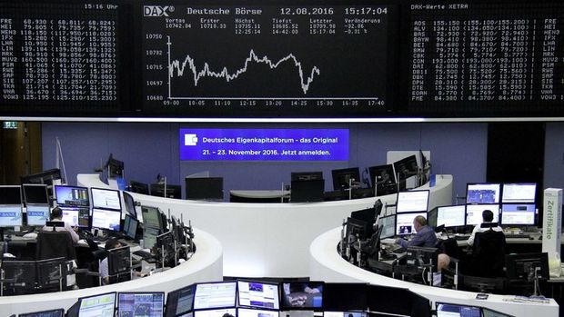 Avrupa hisseleri ABD verisiyle düştü